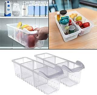 Pack de 2 Spares2go Universal estante de frigor/ífico con alimentos Rack