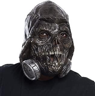 Rubie's Costume Co Men's Arkham Knight Scarecrow 3/4 Vinyl Mask