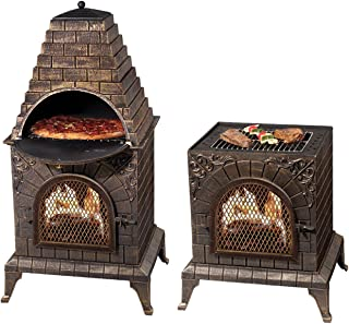 Best chiminea with pizza oven Reviews