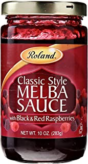 Roland Melba Sauce With Black and Red Raspberries, 10 oz