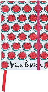 Caderneta de Anotação, Urban, Frida Kahlo Watermelons, 40654, 100 Folhas, Multicor