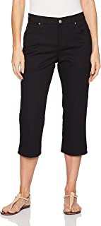 LEE Women's Relaxed Fit Capri Pant