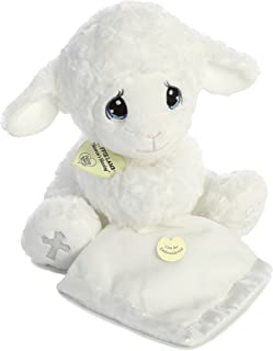 Aurora, Precious Moments - Luffie Lamb Blessings 10in