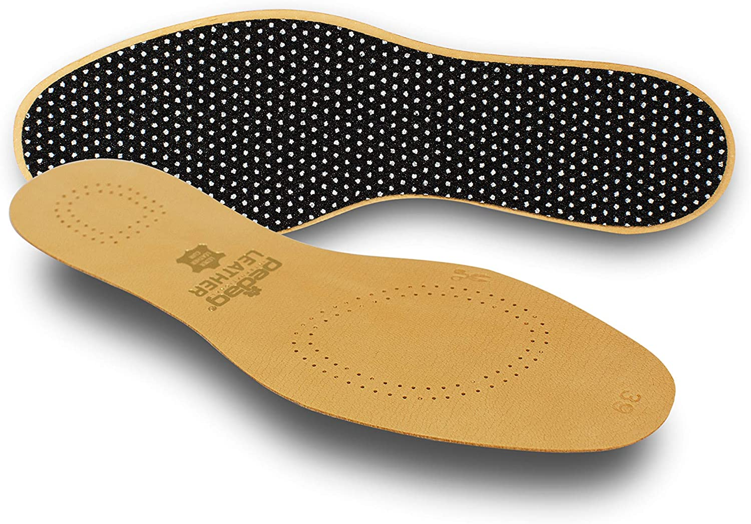 Pedag specialty shop 172 Leather Naturally Tanned Activat Insole Sheepskin Max 61% OFF with