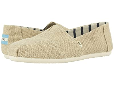 TOMS Alpargata (Natural) Women