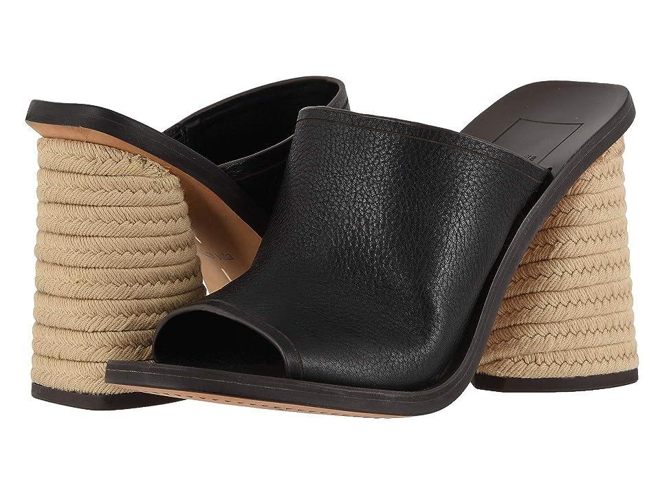 Dolce Vita Alba (Black Leather) Women