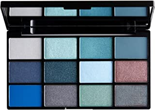 NYX PROFESSIONAL MAKEUP In Your Element Shadow Palette, Water