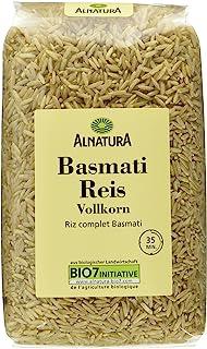Alnatura Bio Basmati Vollkorn, 6er Pack 6 x 500 g