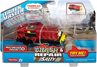 Fisher-Price Thomas & Friends TrackMaster, Crash and Repair - Salty