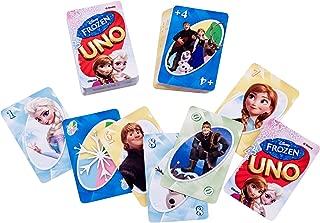 Mattel Games Disney Frozen UNO Card Game