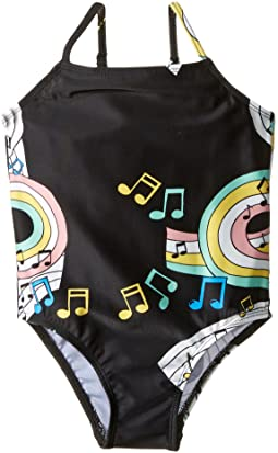 mini rodini - Melody Swimsuit (Infant/Toddler/Little Kids/Big Kids)