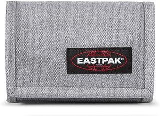 Eastpak Crew Single Portafoglio, 13 Cm, Grigio (Sunday Grey)