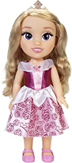 """Disney Princess My Friend Aurora Doll 14"""" Tall Includes Removable Outfit and Tiara"""