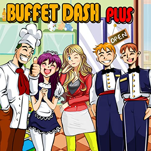 Buffet Dash Plus Free
