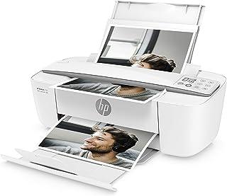HP DeskJet 3750 Multifunktionsdrucker (Drucken, Scannen, Kopieren, WLAN, Airprint, mit 4 Probemonaten HP Instant Ink Inklusive) grau