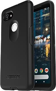 OtterBox Symmetry Series Case for Google Pixel 2 XL - Retail Packaging - Black