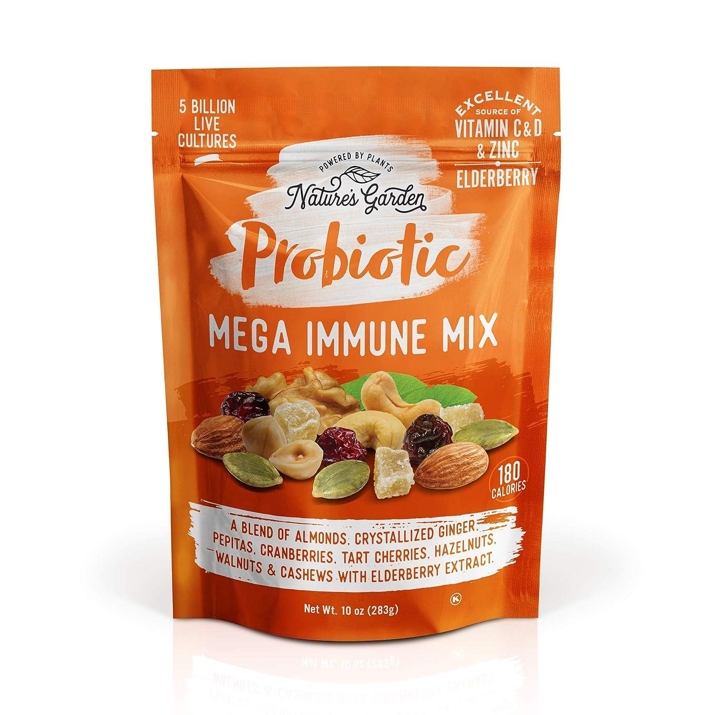 Nature's Garden Probiotic Mega Immune Mix 10oz