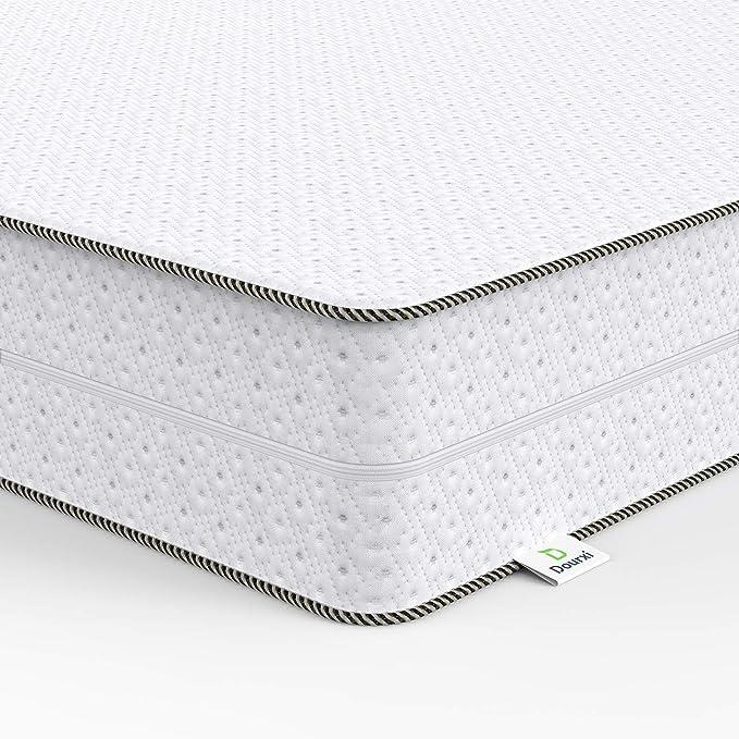 Dourxi Dual Sided Comfort Memory Foam Mattress
