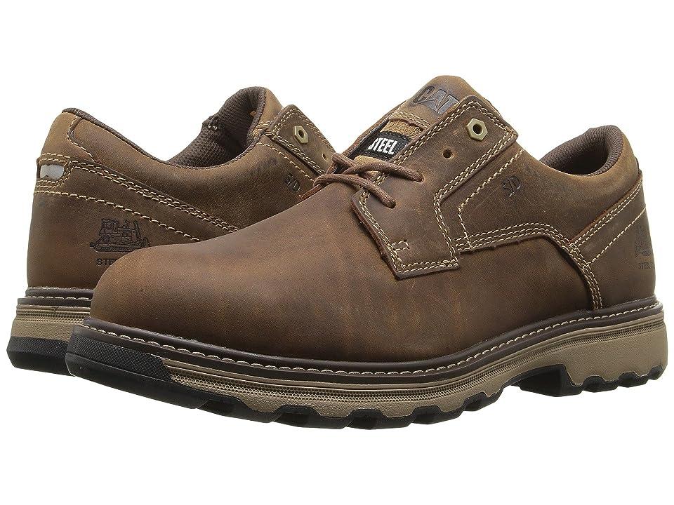 d42f90186dae ... Brown Work UPC 646881742785 product image for Caterpillar - Tyndall ESD  Steel Toe (Dark Beige) Men s ...