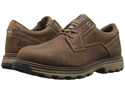 Caterpillar Tyndall ESD Steel Toe (Dark Beige) Men