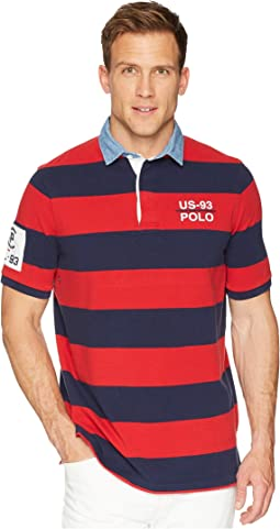 Polo Ralph Lauren Basic Mesh Short Sleeve Knit