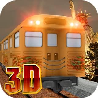 American Subway Train Simulator 3D