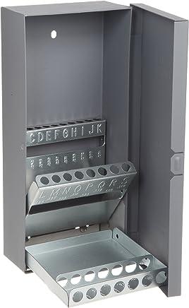 11//16 Black Oxide 5TVF6-1 Each High Speed Steel Westward #2 Taper Shank Drill Bit
