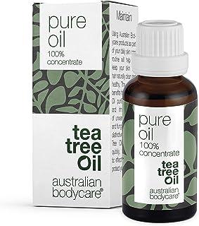 Australian bodycare tea tree oil 30 ml | 100% naturlig Tea Tree olja från Australien | Mot finnar, orenheter och hudproble...