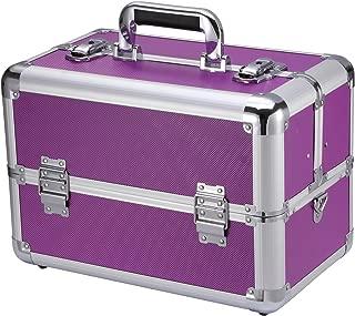 Ollieroo Makeup Train Case Professional 14
