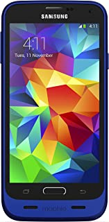 mophie 2337 Juice Pack for Samsung Galaxy S5 - Blue