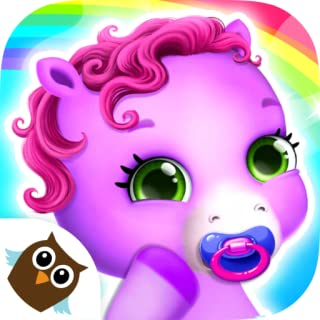Baby Pony Sisters - Virtual Pet Care, Horse Nanny & Dress Up Game for Girls