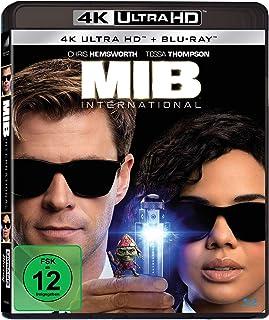 Men in Black: International  (4K Ultra HD) (+ Blu-ray 2D) [Alemania] [Blu-ray]