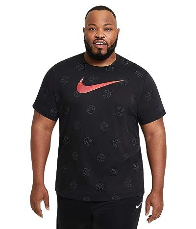 Nike OC Swoosh All Over Print Short Sleeve Tee Men