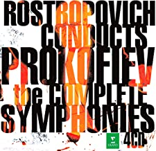 Rostropovich Conducts Prokofiev Complete Symphonies