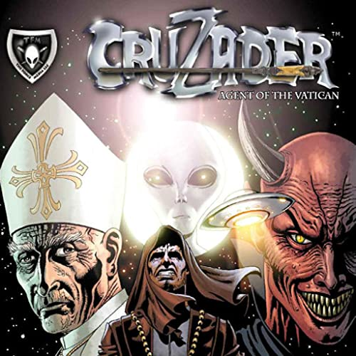 CruZader: Agent of the Vatican (Virtual Reality Graphic Novel)
