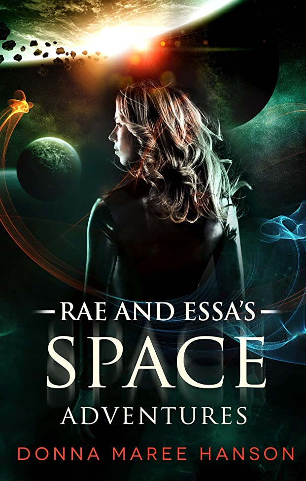灰進化する固有のRae and Essa's Space Adventures: Space Pirate Adventures (English Edition)
