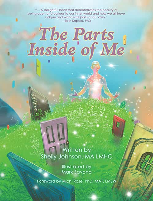 The Parts Inside of Me (English Edition)