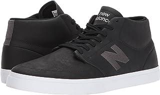 (ニューバランス) New Balance メンズスニーカー?カジュアルシューズ?靴?スケート NM346 Black/Grey 7 (25cm) D - Medium