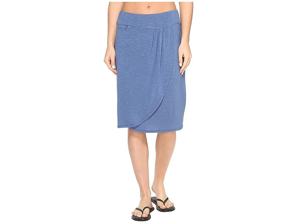 Royal Robbins Noe Skirt (Blue Sea) Women