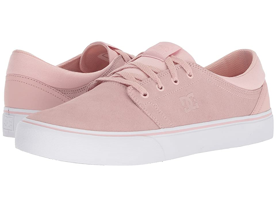 DC Trase SD (Light Pink) Skate Shoes