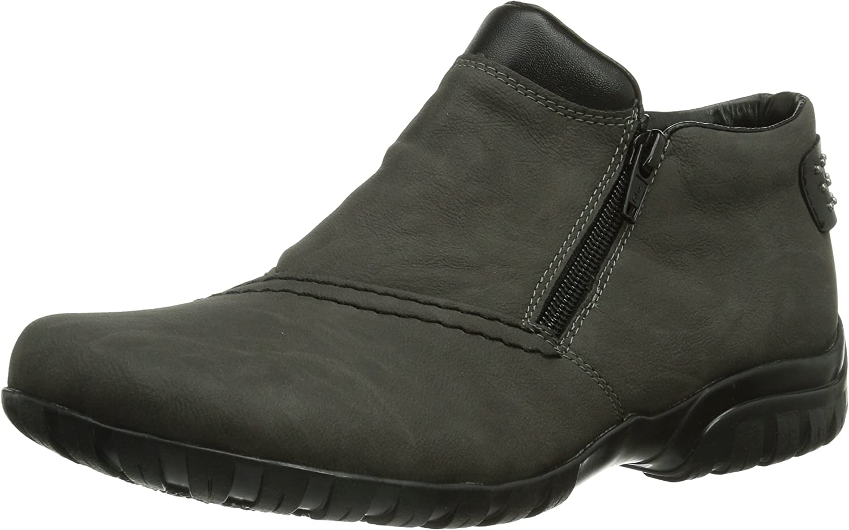 Rieker Damen Stiefel fumo black, 990794-9
