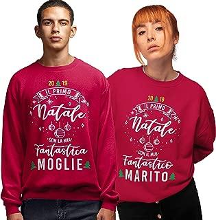 100% di alta qualità negozio online negozio online Amazon.it: Marito e moglie: Abbigliamento