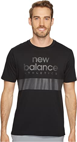 NB Athletics Reflective Tee