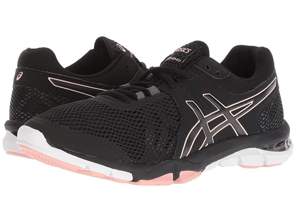 ASICS Gel-Craze TR 4 (Black/Frosted Rose) Women