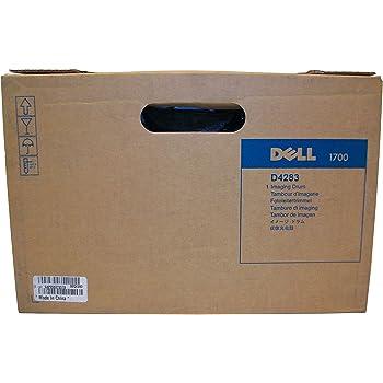 W5389 SuppliesOutlet Compatible Drum Unit Replacement for Dell 1700//1710 Black,1 Drum 310-5404//310-7042