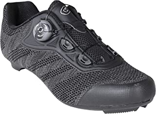 Pro Road Cycling Shoe, Quick Lace - 3 Bolt Road Cleat...