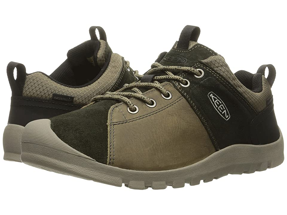 085ea566a63 Keen Citizen Keen Low Waterproof (Brindle Warm Olive) Men