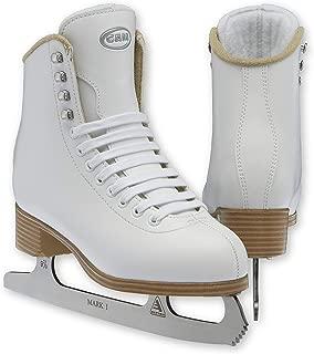 Jackson Ultima GAM Stella Womens and Girls White Figure Ice Skates