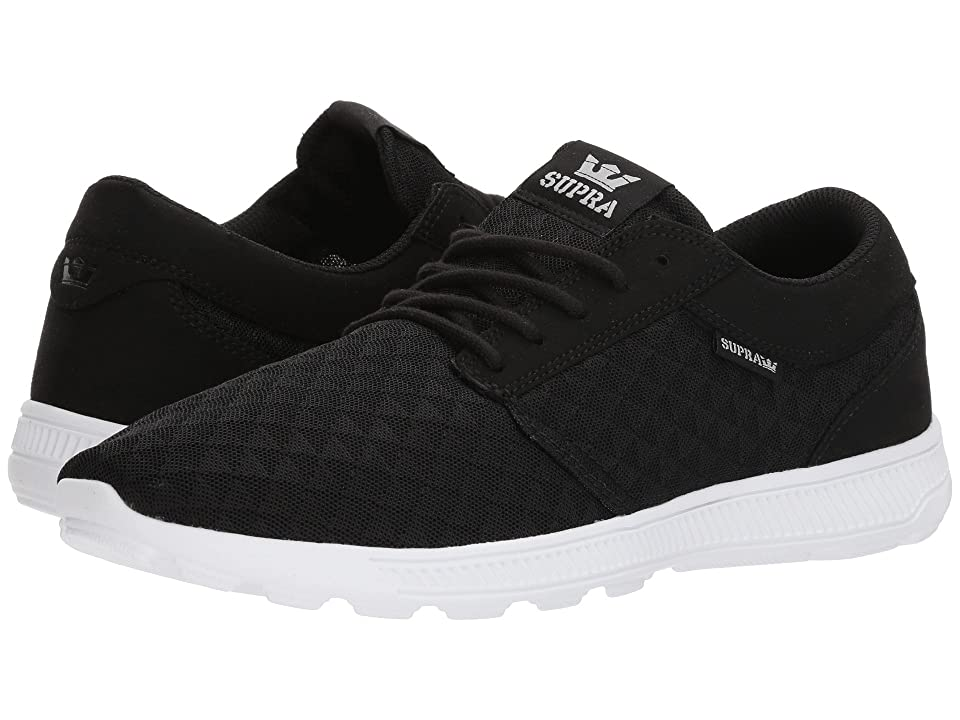 Supra Hammer Run (Black/Light Grey/White) Men