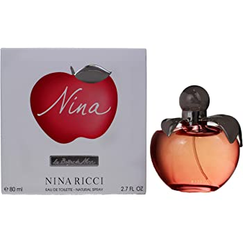 Nina Ricci Nina, Agua de tocador vaporizador, 80 ml